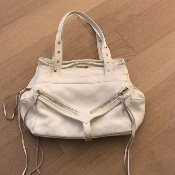 1f9cdf72b Botkier Bags | White Bag | Poshmark
